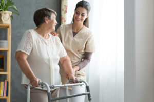 mobility issues like osteoporosis