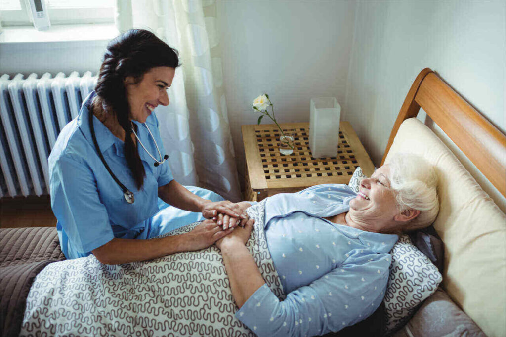 Senior health care for our elderly loved ones.